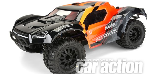 SEE IT FIRST: Pro-Line Monster Fusion SC Body for 2.8″ Tires [VIDEO]