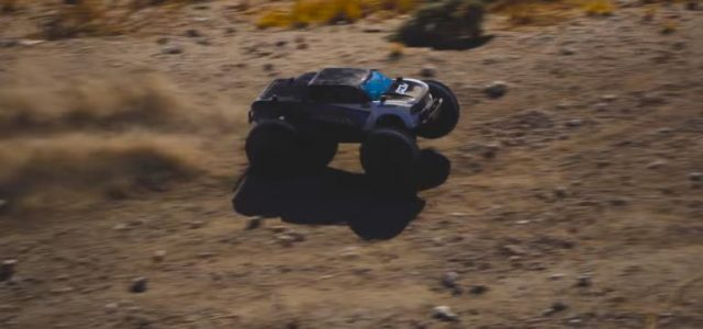 Pro-Line PRO-MT 4×4: Dirt & Dust [VIDEO]
