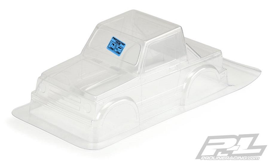 Pro-Line Sumo Clear Body