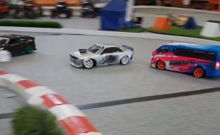HPI Racing RC Drift Club [VIDEO]