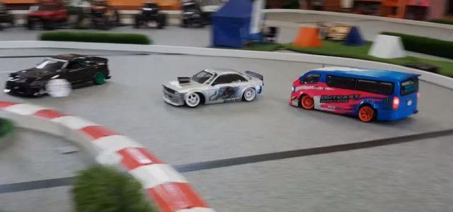 HPI Racing RC Drift Club [VIDEO]