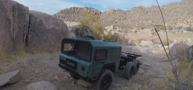 RC4WD At The Fix Enduro [VIDEO]
