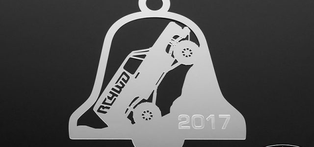 RC4WD Christmas Ornament 2017