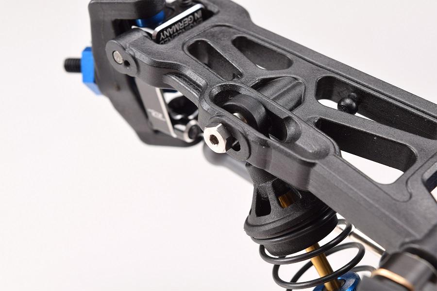 RDRP B64, XB2 & XB4 Titanium Lower Shock Screw Sets