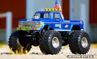 JConcepts Rangers 2.2″ Monster Truck Scale Tires