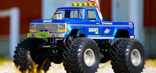 JConcepts Rangers 2.2″ Monster Truck Scale Tires