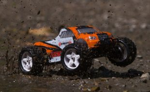 Revolution RTR Seismic 1/18 4wd Monster Truck