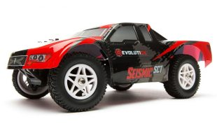 Revolution RTR Seismic 1/18 4wd Short Course Truck