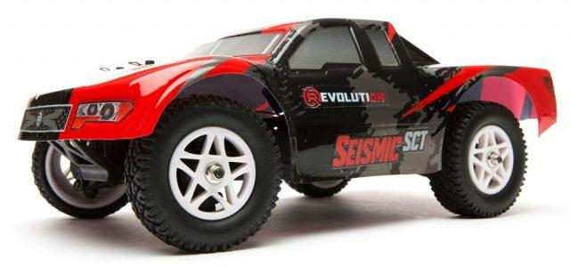 Revolution RTR Seismic 1/18 4wd Short Course Truck