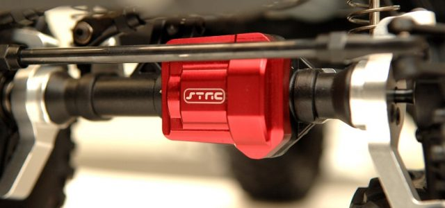STRC Aluminum Diff Covers For The Traxxas TRX-4