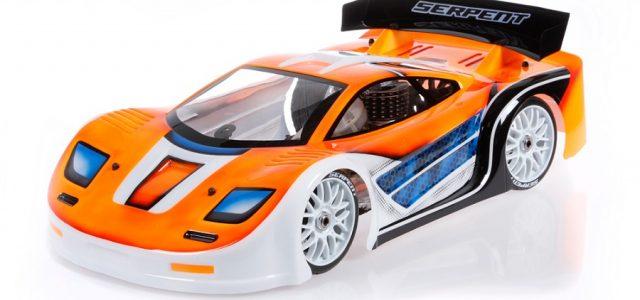 Serpent Cobra GT 3.1 Team Edition