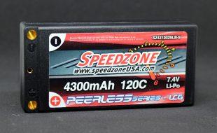 Speedzone LCG 2S 120C LiPo Packs