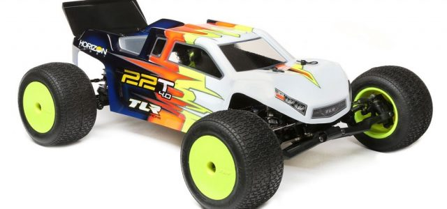 TLR 22T 4.0 1/10 2WD Stadium Race Truck Kit