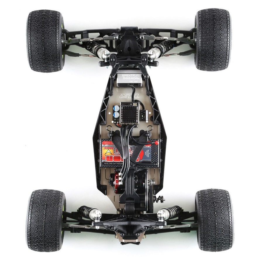 Tlr 22t 4 0 1 10 2wd Stadium Race Truck Kit Rc Car Action