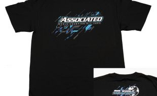 Team Associated 2017 Worlds Tee