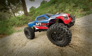 Team Associated RTR MT28 1/28 Monster Truck