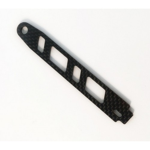 Tekno EB410 Carbon Battery Strap From Schelle