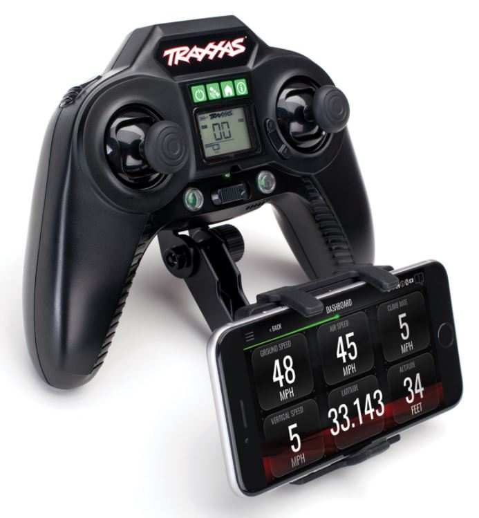 Transmitter Phone Mount For Your TQi Or Aton Transmitter