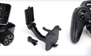 Traxxas TQi Or Aton Transmitter Phone Mount