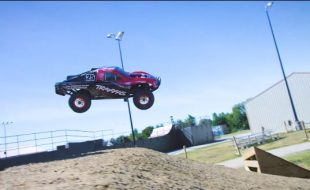 Traxxas Slash 4X4 Ultimate Goes BIG [VIDEO]