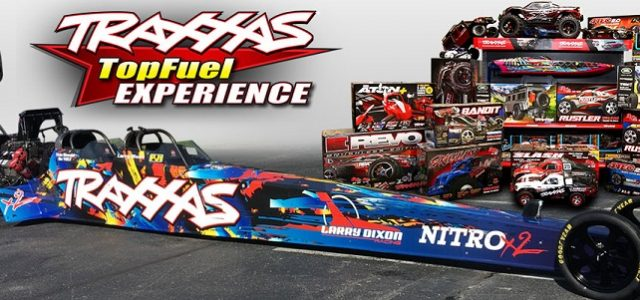 Traxxas Top Fuel Experience Sweepstakes