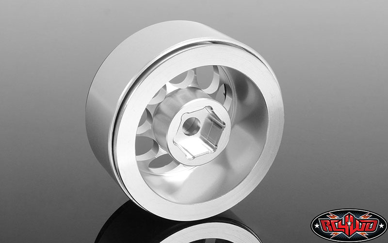 Truescale Series 1.7 Beadlock Wheels From RC4WD (2)