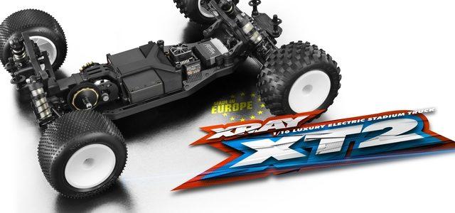XRAY XT2 2018 Stadium Truck