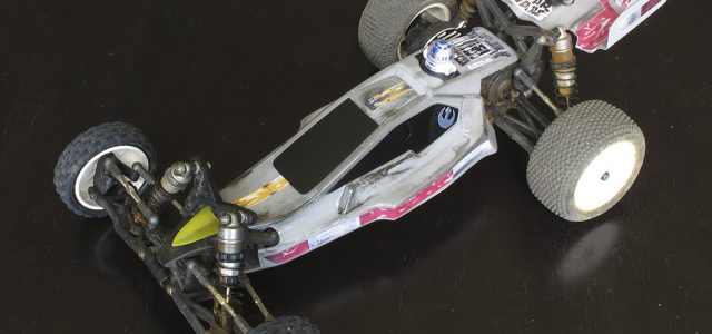 TLR 22 Star Wars X-Wing Inspired Buggy [READER'S RIDES]