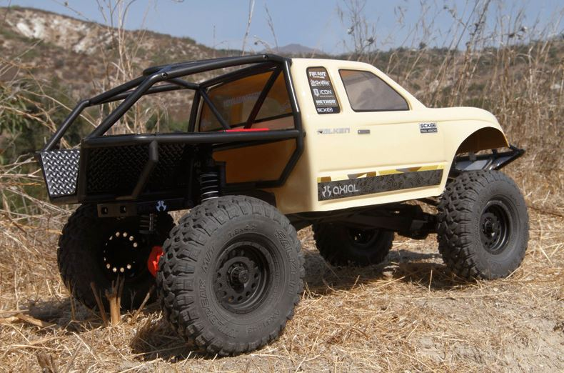 Axial SCX10 II Trail Honcho RTR