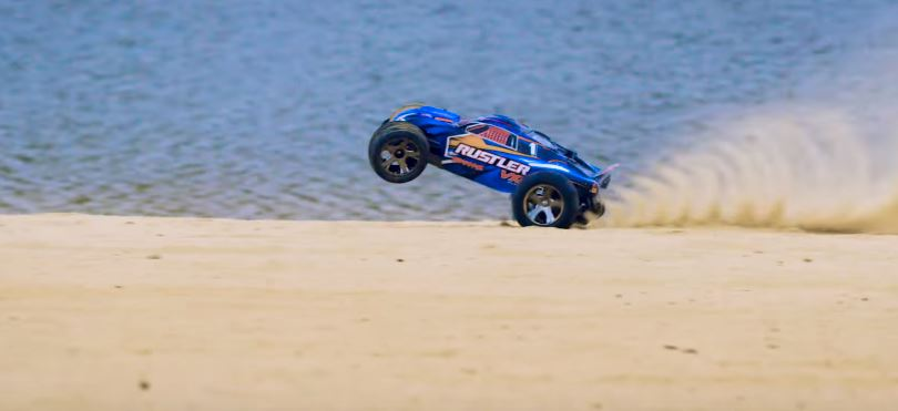 Best RC Action Of 2017 From Traxxas