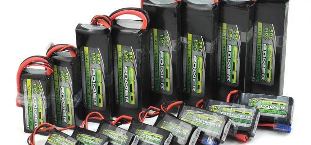 EcoPower Expands LiPo Lineup