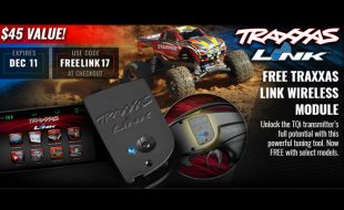FREE Traxxas Link Wireless Module [LEARN MORE]