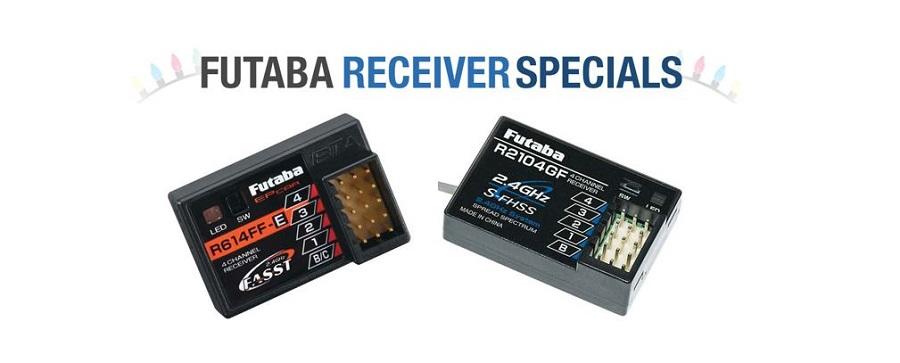 Futaba Receiver Special