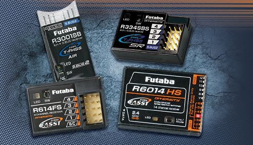 Futaba Receiver Wizard