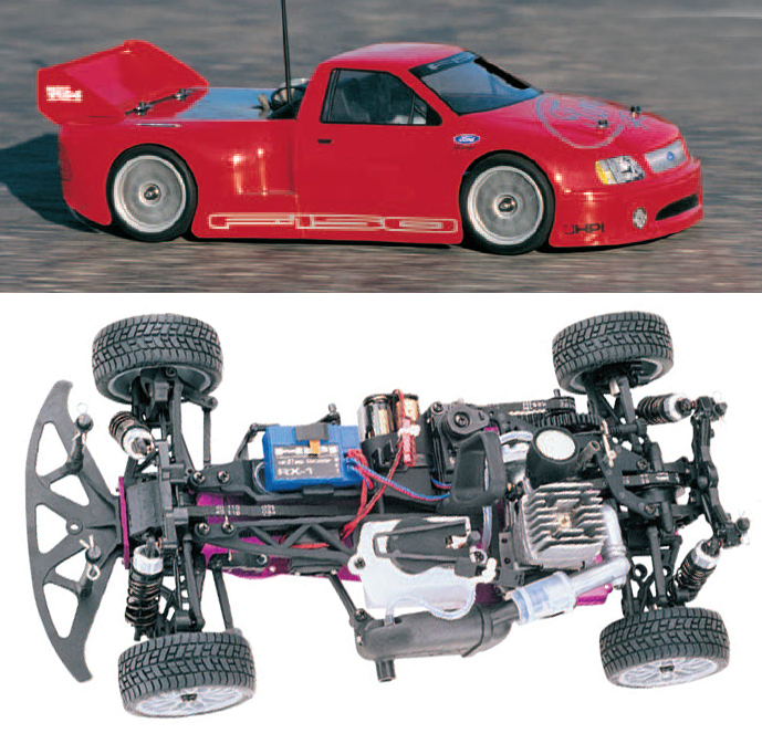 10 Gas Cars That Rocked The Rc World Rc Car Action