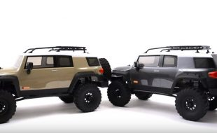 HPI Racing Venture FJ Cruiser [VIDEO]