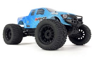 Helion Avenge 10MT XB 1/10 4WD Monster Truck [VIDEO]