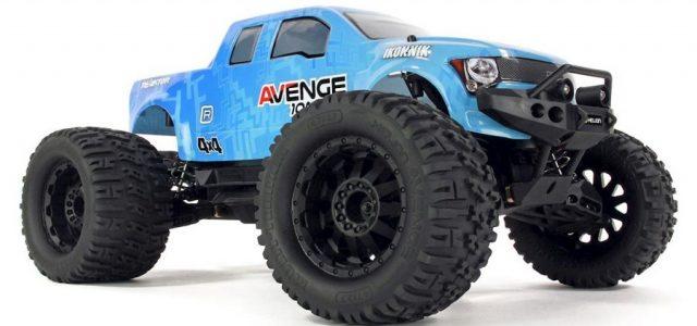 Helion Avenge 10MT XB 1/10 4WD Monster Truck [VIDEO]