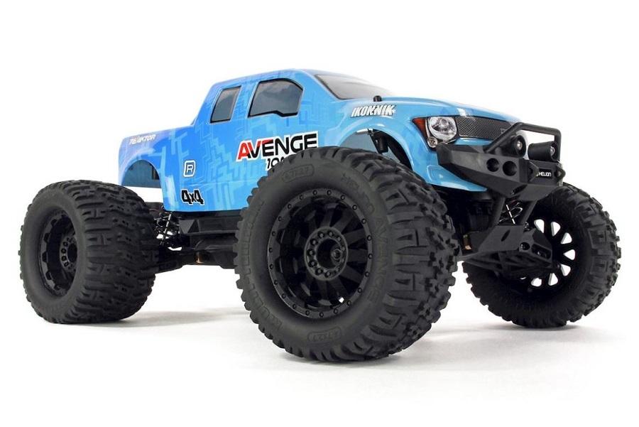 Helion Avenge 10MT XB 1_10 4WD Monster Truck