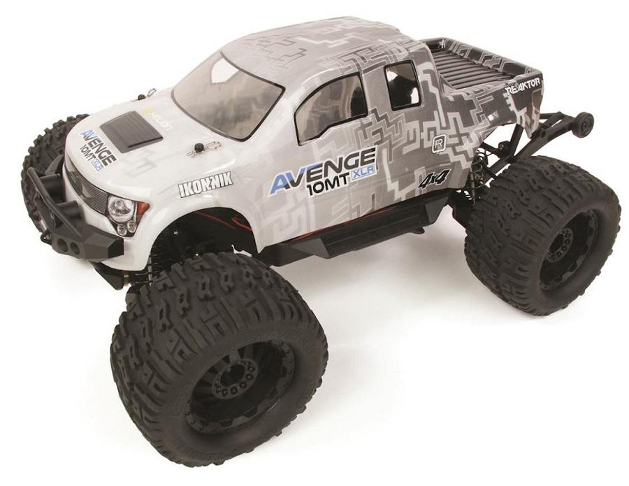 Helion Avenge 10MT XLR 1_10 4WD Monster Truck