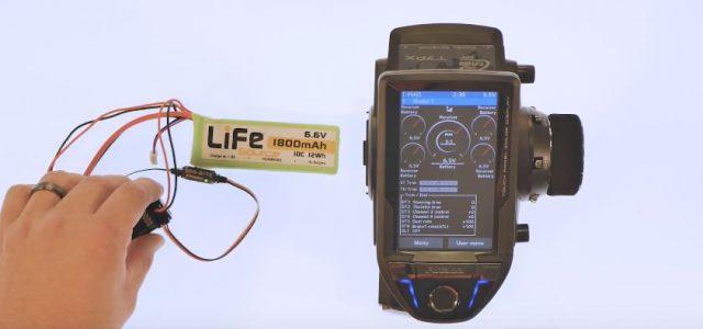 How-To: Futaba 7PX Sensor Installation [VIDEO]