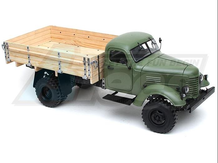 King Kong Rc 1 12 Ca10 Tractor Truck Kit Video Rc Car