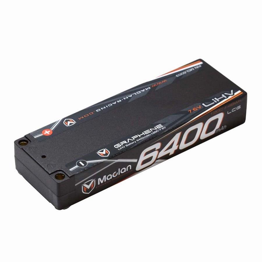 Maclan Race Formula Graphene Batteries