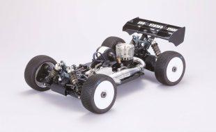 Mugen MBX8 1/8 4wd Nitro Buggy Kit