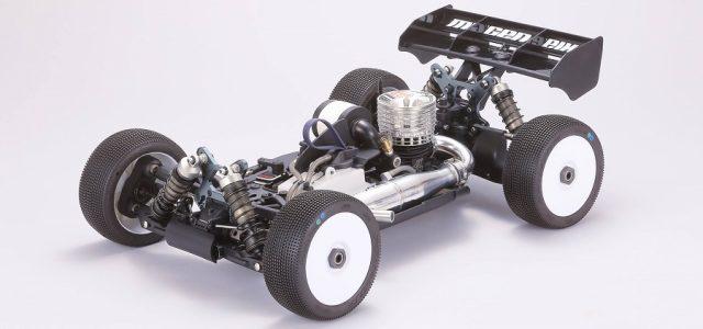 Mugen Mbx8 1 8 4wd Nitro Buggy Kit Rc Car Action