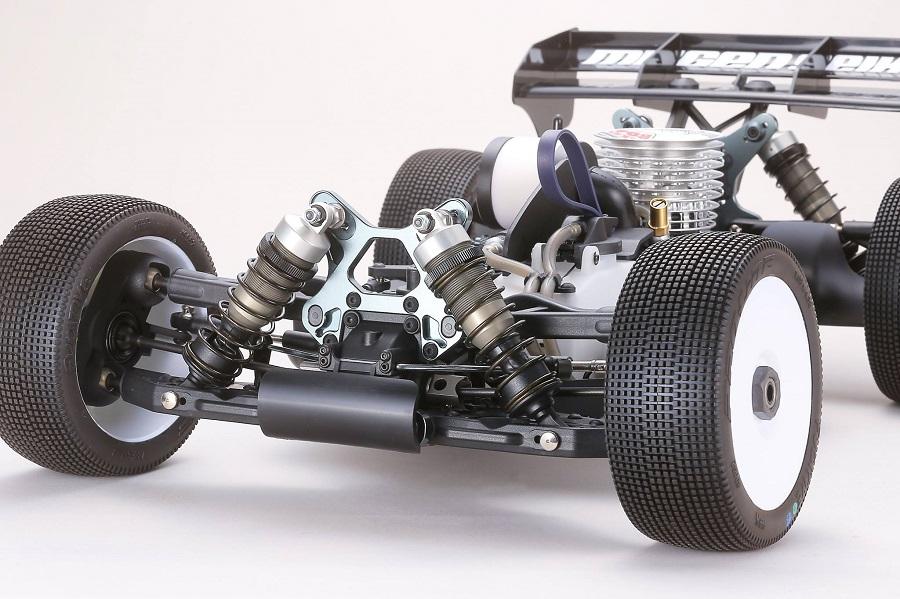 Mugen MBX8 1_8 4wd Nitro Buggy Kit