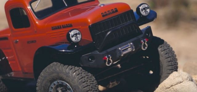 Pro-Line 1946 Dodge Power Wagon Clear Body [VIDEO]