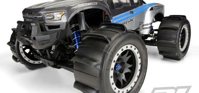 Pro-Line Sling Shot 4.3″ Pro-Loc Sand Tires