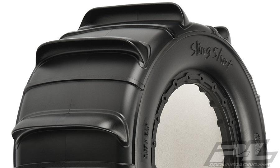 Pro-Line Sling Shot 4.3 Pro-Loc Sand Tires