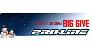 Pro-Line's 12 Days Of Christmas Big Give 2017